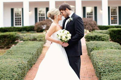 Real Georgia Wedding: Alyssa and William Choose Sanctuary Plantation