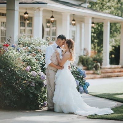 Outdoor Weddings and Parks: Thompson House and Gardens