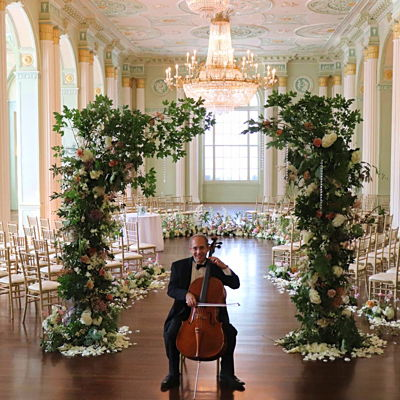 String Quartets: Roy Harran, Cellist