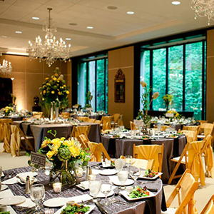 Ballrooms and Banquet Facilities: McElreath Hall