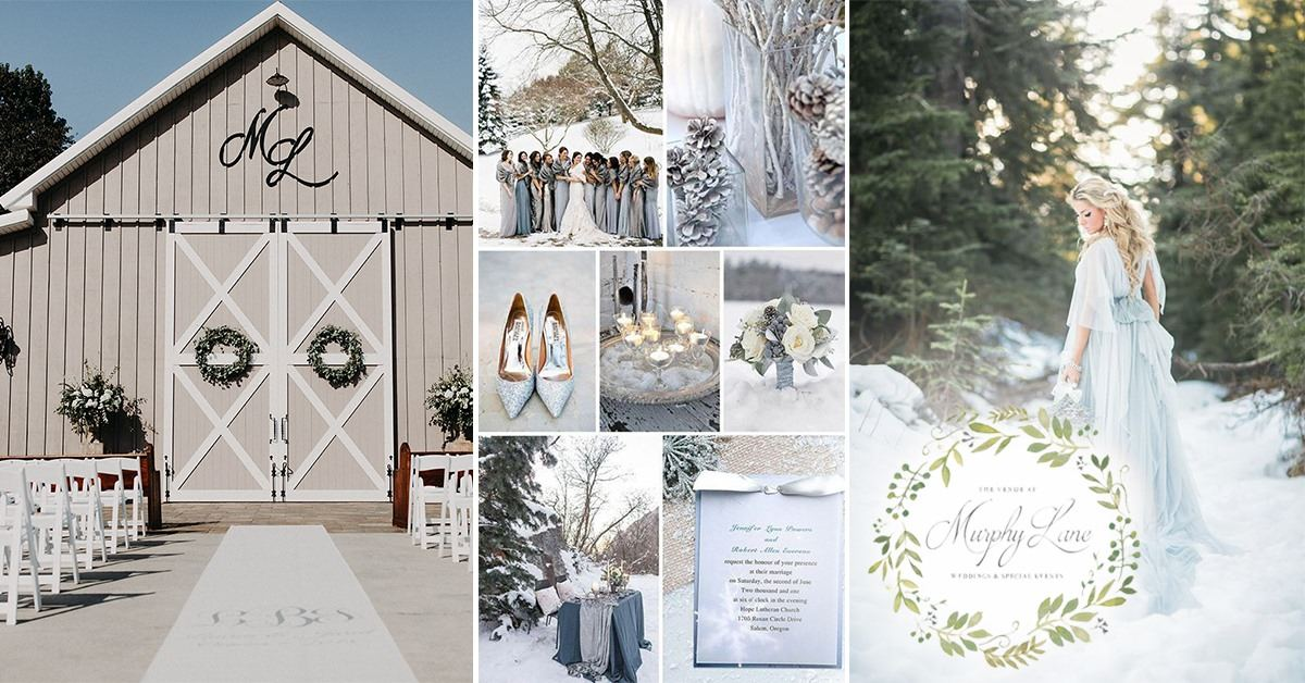 Winter Wonderland Wedding Extravaganza - 2020