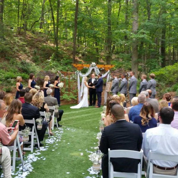 Sautee Mountain Retreat Wedding Venue