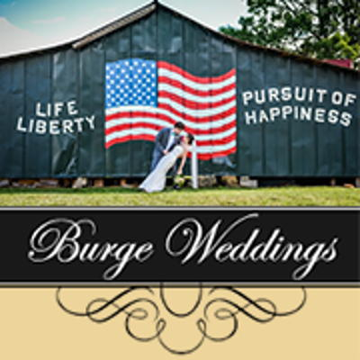 Garden Weddings: Burge Weddings