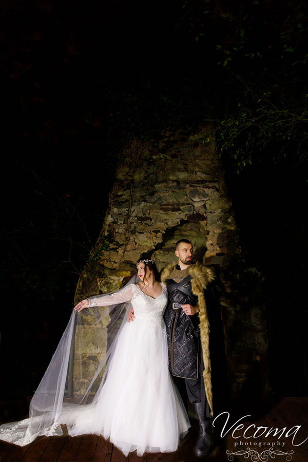 Game of Thrones themed Wedding at Vecoma
