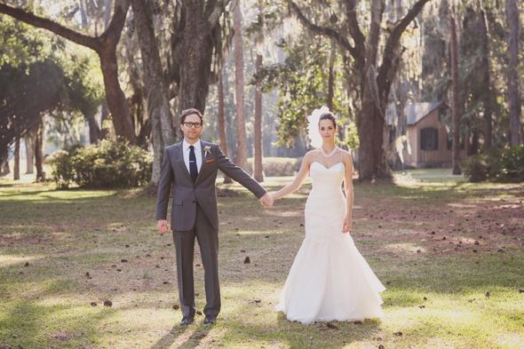 Real Georgia Wedding: Musgrove Plantation