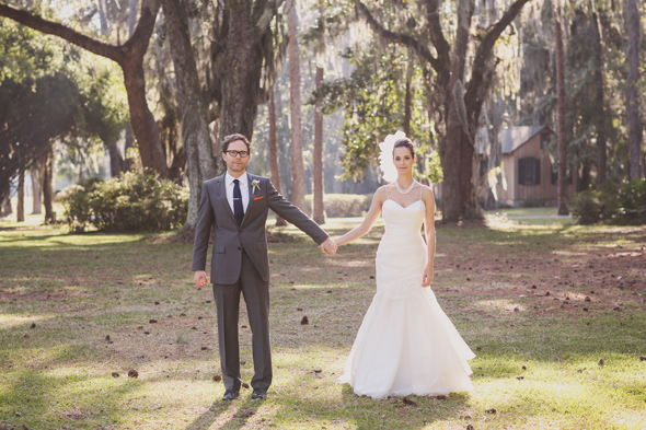 Real Georgia Wedding: Musgrove Plantation