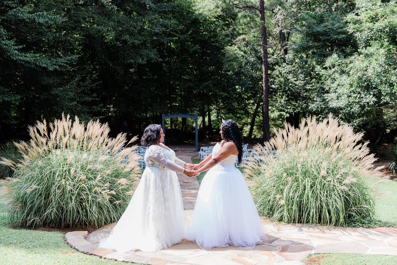 Real Atlanta Wedding: Selena + Tyleesha at Vecoma