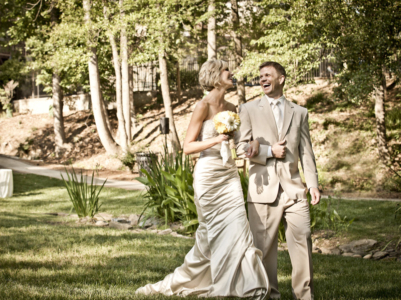 Real Atlanta Wedding: Claire and Darren's Vintage Sunflower Themed Nuptials