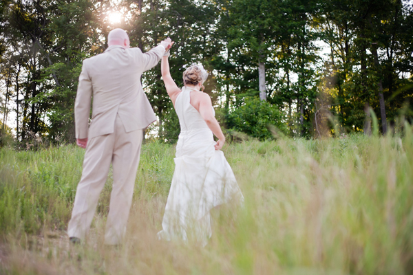 Real Atlanta Wedding: Deryn and Ryan Tie The Knot at Reunion Golf and Country Club