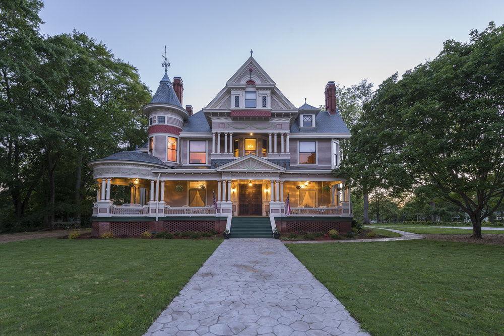 Introducing The Carmichael House!