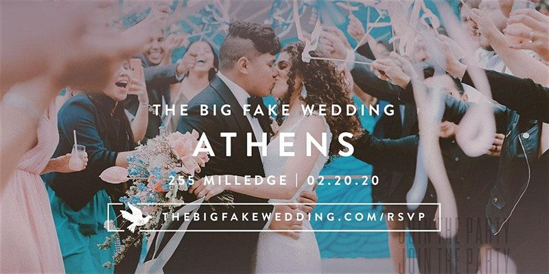 The Big Fake Wedding Athens 2020