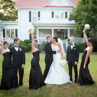 Outdoor Weddings and Parks: Payne-Corley House