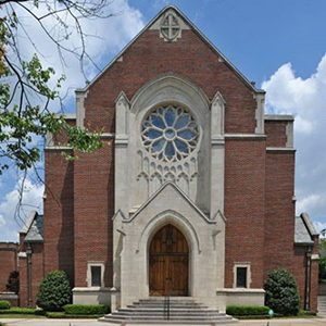 Druid Hills / Emory: Druid Hills Presbyterian Church
