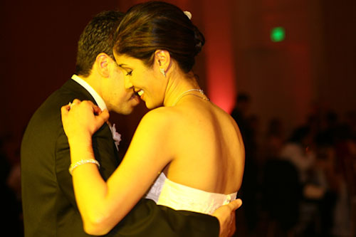 Real Atlanta Luxury Wedding: Gopi and Ivan at the InterContinental Hotel in Buckhead