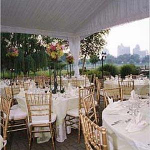 Wedding Venues: Piedmont Garden Tent