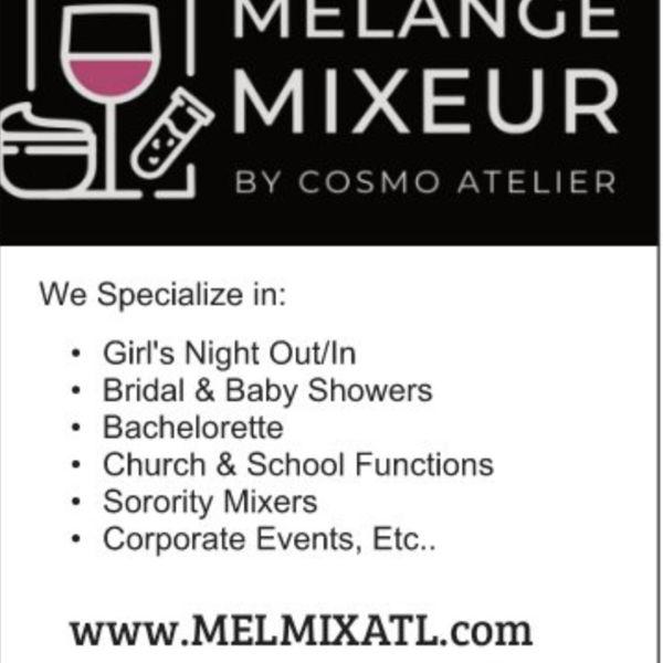 : Melange Mixeur