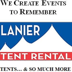 Rentals: Lanier Tent Rental