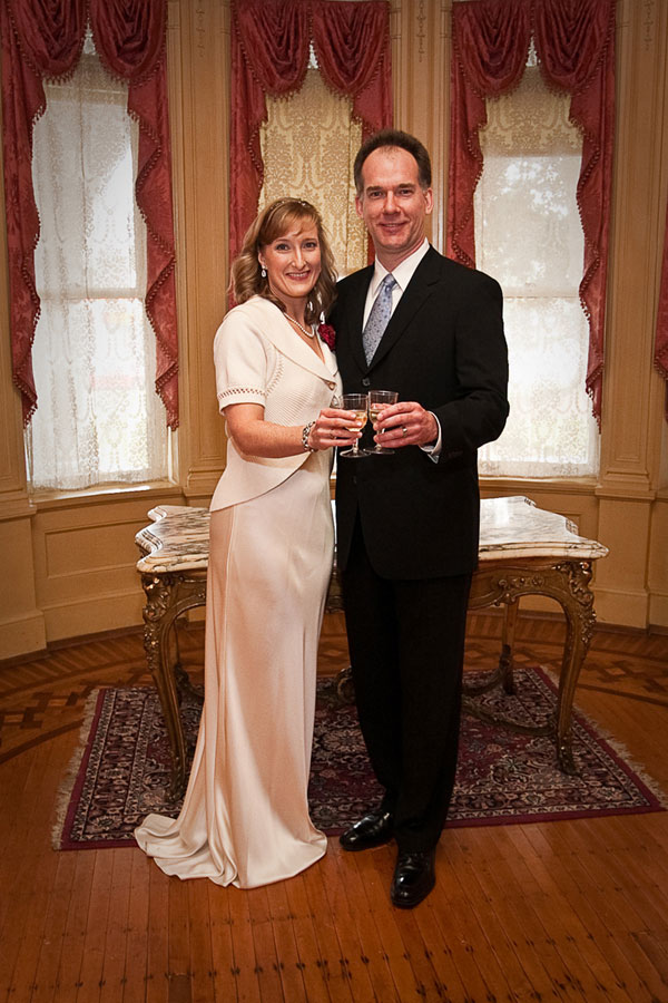 15-Minute Valentine's Day Weddings at Rhodes Hall 2011