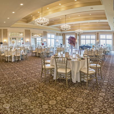 Wedding Venues: St. Ives Country Club