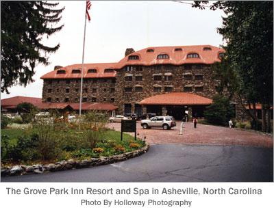 Romance In The Mountains: The Grove Park Inn Resort & Spa