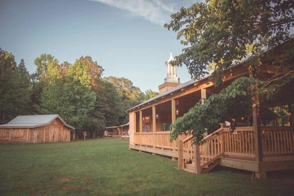 The Barn at Big Oak