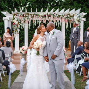 Garden Weddings: Cha'le Gardens