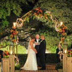 Garden Weddings: Little Gardens