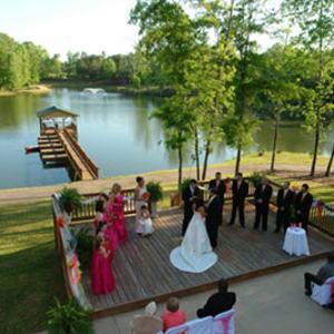 Outdoor Weddings and Parks: Bennett Cove