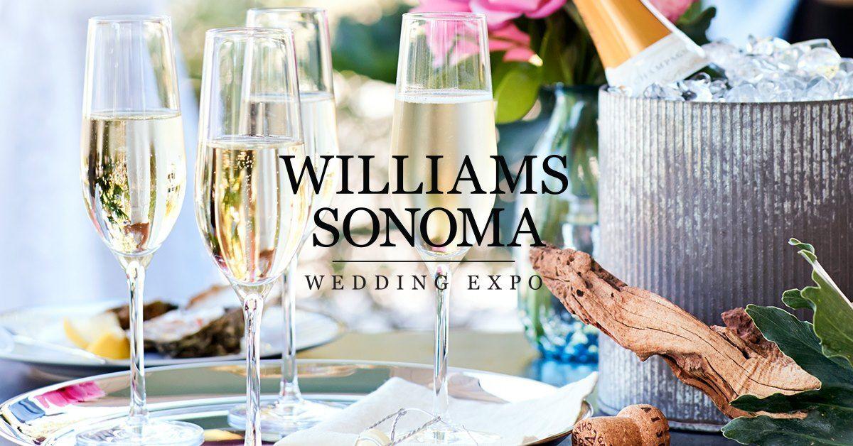 Williams Sonoma Wedding Expo: Atlanta - February 2020