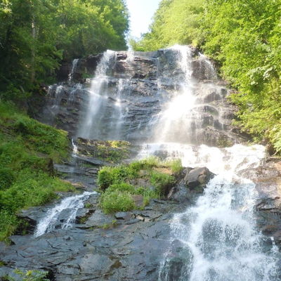 Outdoor Weddings and Parks: Amicalola Falls State Park & Lodge
