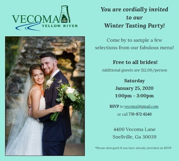 Vecoma Open House January 2020