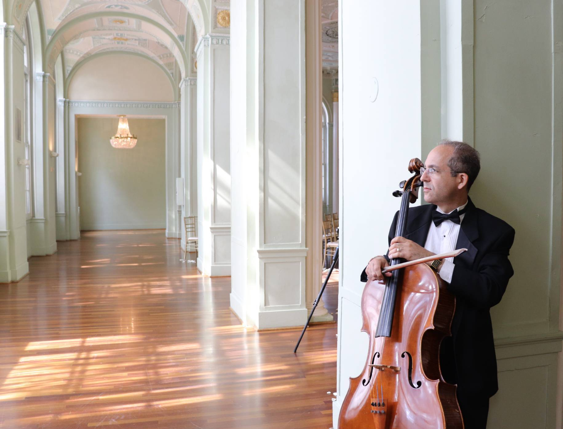 Roy Harran, Cellist
