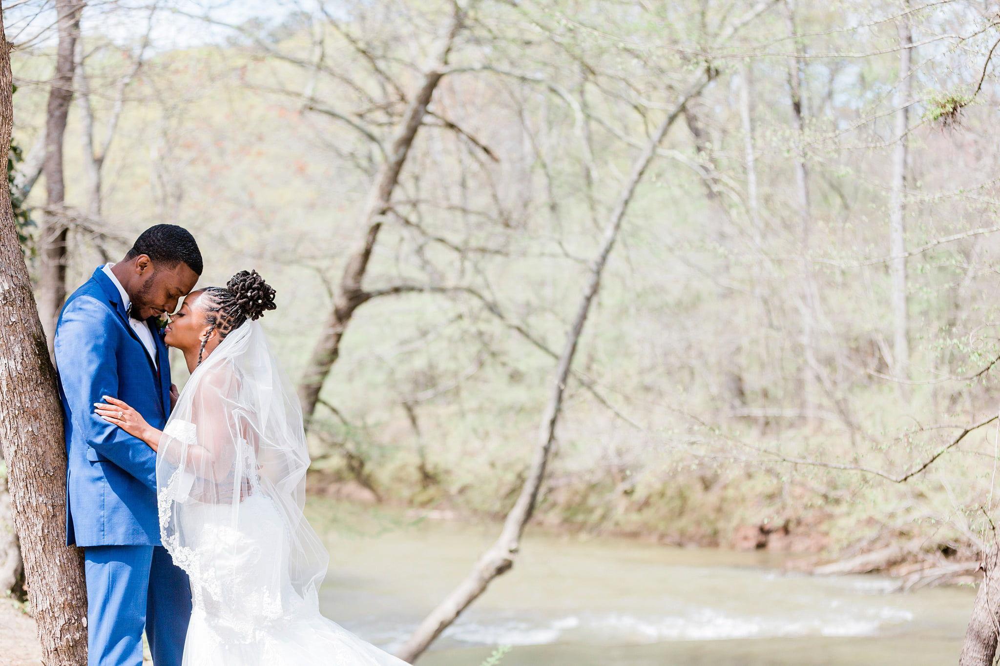 Real Atlanta Wedding: Jennifer and Mark at Vecoma