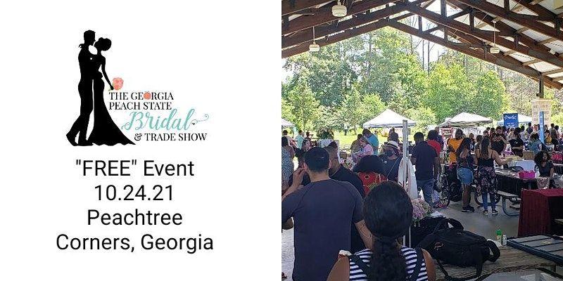Image for post: The Georgia Peach State Fall 2021 Bridal & Trade Show