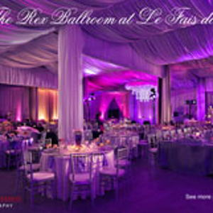 Ballrooms and Banquet Facilities: Le Fais do-do