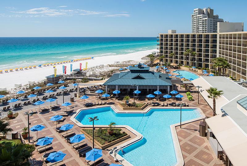 Hilton Sandestin Beach Golf Resort & Spa - Florida's Honeymoon Haven