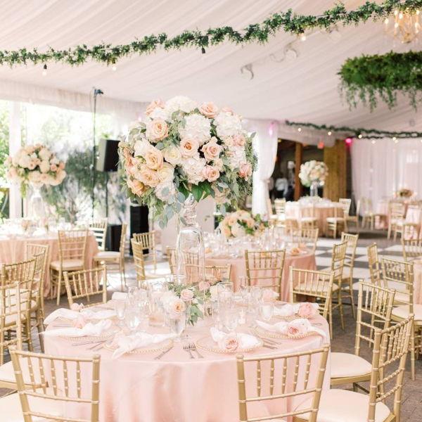 Piedmont Garden Tent Wedding Venue