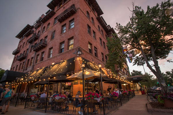 Hotel Boulderado in Boulder, Colorado