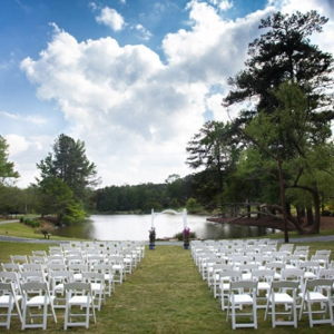 Outdoor Weddings and Parks: Avondale Lake House