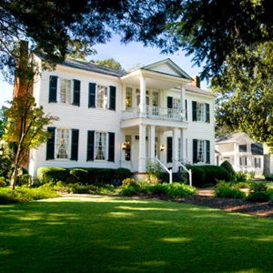 Historic Homes and Mansions: Hazlehurst House