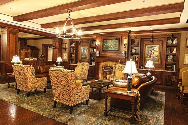 The Inn at  Barnsley Resort – The Living Room