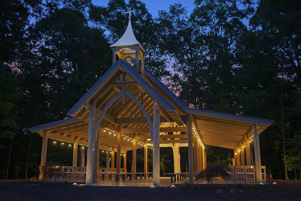 Image for post: Welcome to Mulberry Chapel at Crockett Creek Crossing!