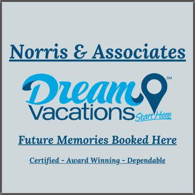Travel & Honeymoon: Norris & Associates, Dream Vacations