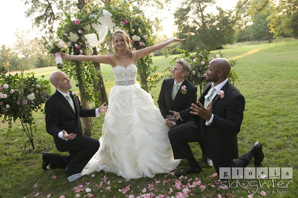 Real Atlanta Wedding: Karen & William Choose Lake Oconee Venue Washington Grass Inn