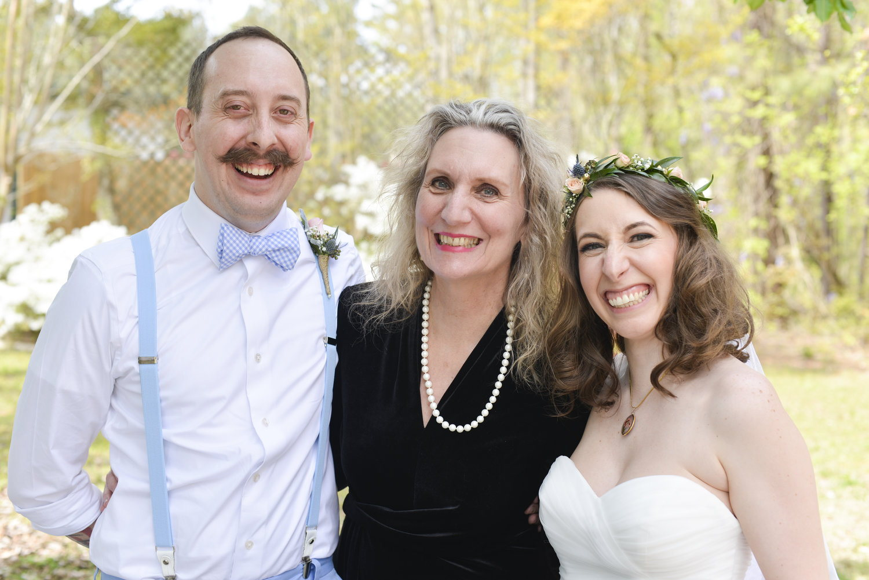 Lynn Sennett, Wedding Officiant