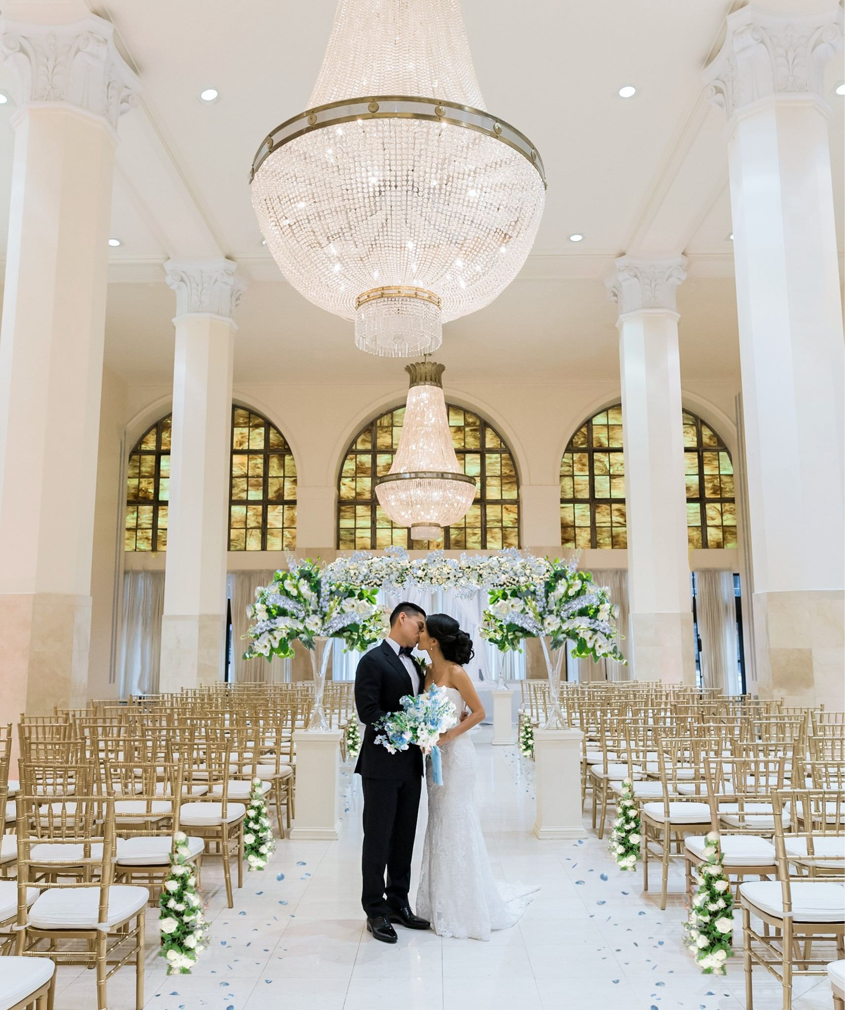 Gorgeous Weddings at Southern Exchange in Downtown Atlanta