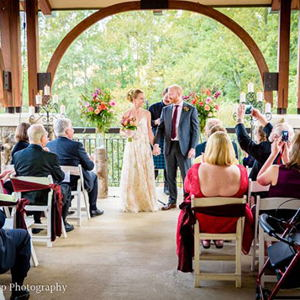 Outdoor Weddings and Parks: Heritage Sandy Springs Museum and Park