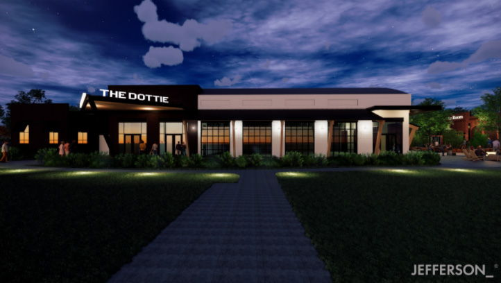 Welcome to our newest venue The Dottie at Triumph Station!