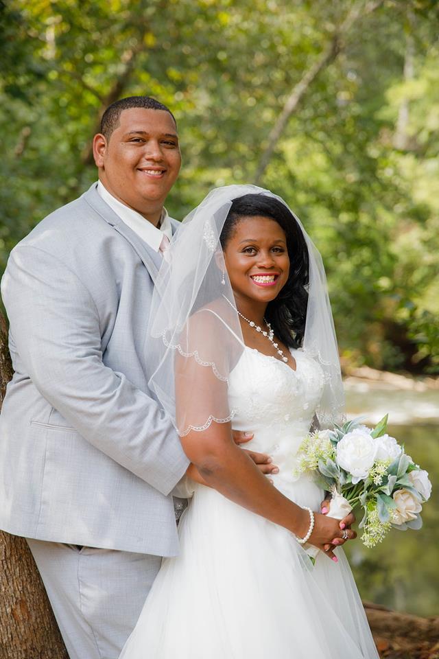 Sabrina and Markese Wedding at Vecoma